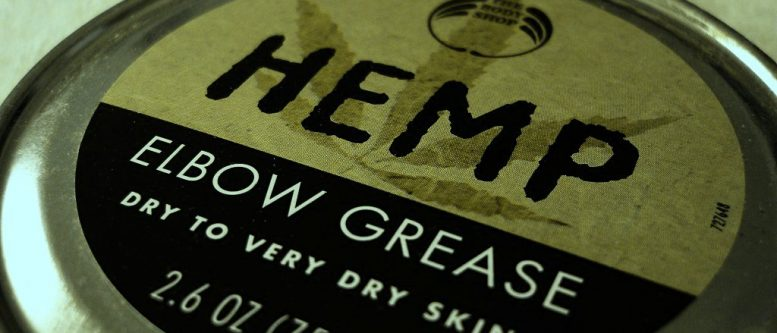 Hemp Elbow Grease